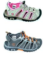 Hi-Tec SHORE Kids Childrens Girls Boys Closed Toe Sandals Summer Shoes Beach