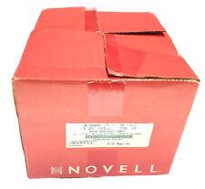 """Novell Netware V3.11, 5.25"""" Media, 10 User, 883-001801-001, OS, TCP/IP"""