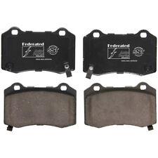 Disc Brake Pad Set-SRT Hellcat Rear Federated D1053C