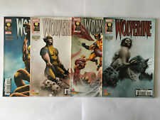 LOT 4 PANINI COMICS MARVEL WOLVERINE HERCULES N° 8 9 10 11 2012