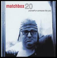 MATCHBOX 20 - YOURSELF OR SOMEONE LIKE YOU CD ~ REAL WORLD ROB THOMAS 90's *NEW*