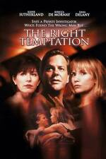 THE RIGHT TEMPTATION Movie POSTER 27x40