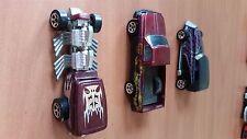 Mattel Lot of 3 Hot wheels cars - Way 2 Fast, DCC Dodge Ram 1500, Phaeton