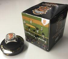 >> SF Giants 2012 World Series Championship Ring Replica SGA 4/7/2013 14 NIB