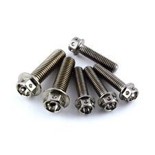 TRIUMPH 1050 Speed Triple 11+ titanio kit de perno hexagonal Manillar De Especificaciones De Carrera