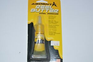 ardent fishing reel lube 100% synthetic grease butter prevents corrosion 1oz