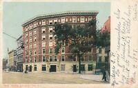 TROY NY – Rensselaer Hotel – udb (pre 1908)