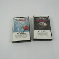 The Stylistics Cassette Tape: Best of the Stylistics & Volume 2 Vintage Tapes