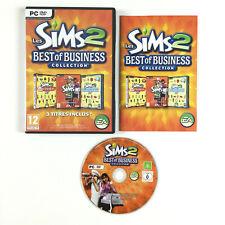 Les Sims 2 Best of Business Collection Jeu Sur PC Cuisine et salle de Bain Kit