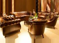 Chesterfield Polster Sofagarnitur Antik Stil Sofa Polster 3+1+1 Set A911 Couch