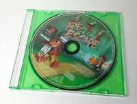 Ape Escape (Sony PlayStation 1, PS1, 1999 NTSC) DISC ONLY! Video Game TESTED!