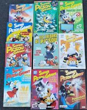 lot de 10 super picsou geant