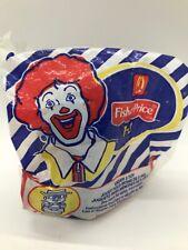 McDonalds Fisher Price toy ages 1-3-2002 Hamburglar