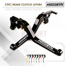 Motorbike CNC Alu Long Brake Clutch Adjustable Levers Set for BMW R1200GS 04-12