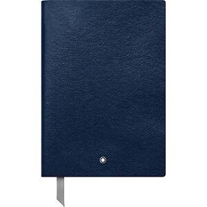 MONTBLANC Notebook / Notizbuch, #146, Indigo, squared / kariert, 113639, NEU