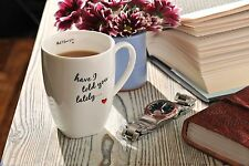 Spaceform Have I Told You Luxury Mug Romantic Love Gift Ideas Her & Him 1826