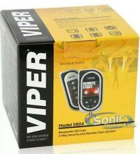 New listing Viper 5904v Alarm Brand New Auto start Your Car!