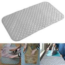 Portable Foldable Ironing Pad Mat Blanket for Table Top Travel Ironing Board DY