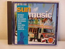 CD ALBUM Compil Sun music BOB MARLEY KID CREOLE KASSAV 984818