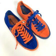 Reversus Florida Gators Sneakers Mens 6 Womens 8 Low-Top Canvas Blue Orange NCAA