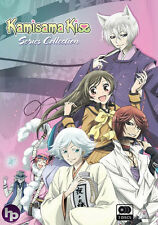 Kamisama Kiss . The Complete Series . Collection . Anime . 3 DVD . NEU