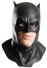 Batman Cowl Mask vs Superman Superhero Fancy Dress Halloween Costume Accessory