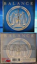 Balance - Balance / In for the Count (CD, 1996, Renaissance Records, USA) RARE
