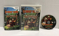 Nintendo Wii Donkey Kong Country Returns - Complete -