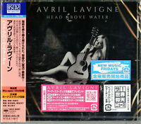 AVRIL LAVIGNE-HEAD ABOVE WATER-JAPAN BLU-SPEC CD2 BONUS TRACK Ltd/Ed F30
