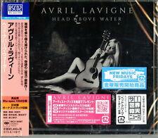 AVRIL LAVIGNE-HEAD ABOVE WATER-JAPAN BLU-SPEC CD2 BONUS TRACK Ltd/Ed F30