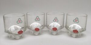 4 Strahl New Zealand Polycarbonate Unbreakable Double Old Fashioned Glasses