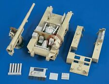 Verlinden 1/35 155mm M12 Gun Motor Carriage WWII Detail Set (for Academy) 1703