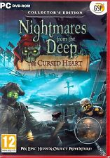 Nightmares from the Deep The Cursed Heart BRAND NEW (PC DVD-ROM)
