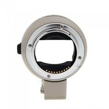 Auto Focus Camera Mount Adapter Ring For Canon EF EF-S Lens To Sony NEX Mount W