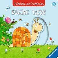 Schiebe und Entdecke * Kleine Tiere * Bilderbuch * Ravensburger