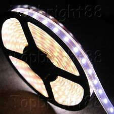 10X 5m White SMD LED 5050 Waterproof  300 LEDS Strip B