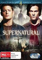 SUPERNATURAL Season 4 : very good condition  DVD