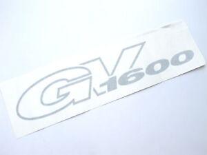 Genuine New SUZUKI GV1600 DECAL BADGE For Grand Vitara 1998-2002 Sport 4x4 TD
