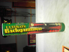 Ulttimate Backgammon missing instructions