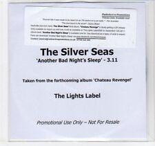 (EC270) The Silver Seas, Another Bad Night's Sleep - DJ CD