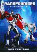 Transformers Prime: Season One (DVD, 2012, 4-Disc Set)