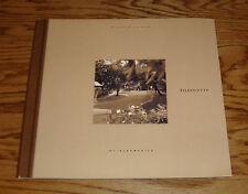 Original 1997 Oldsmobile Silhouette Deluxe Sales Brochure 97