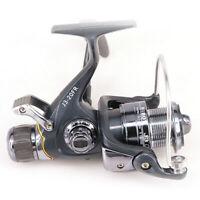 Squid Wheel Front / Rear Double Brake Spinning Fishing Reel 20-60FR Fishing Tool
