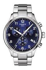 New Tissot Chrono XL Classic Mens Stainless Steel Watch T1166171104701