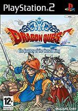 Dragon quest el periplo del rey maldito PS2 PlayStation 2 UK release