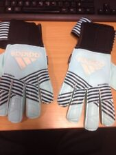 Adidas replique fingersave goalkeeper gloves size 7 new in pack  (9 ) see below