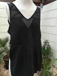 Jumpsuit Overall Free People XS/34 schwarz