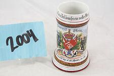 Pre Ww1 German Artillery Beer Stien