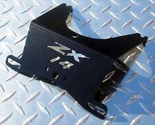 Kawasaki  ZX14  Logo Fender Eliminator / Tail Tidy / Plate Bracket ZX14R ZZR1400