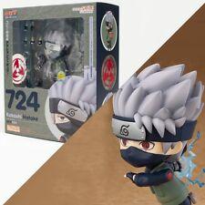 Kakashi Hatake Nendoroid Naruto Shippuden Action Figure  # 724  in box